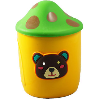 Multipurpose Mug for Kids Yellow