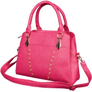ALL DAY 365 LADIES HAND BAGS PINK
