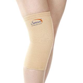 Samson Knee cap (Soft)(Pair) for Knee Support-Large