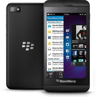 Refurbished BlackBerry Z10 4G 16GB ROM 2GB RAM (Black)