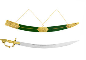 DECORATIVE  KIRPAN FOR MARRIAGE PURPOSE ( SIZE- 3FT )