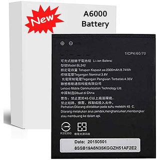 Lenovo A6000 A6000 Plus Battery BL 242 2300mah Battery