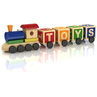 toys train Alphabets and numbers Educational Poster for Kids Learning wall sticker paper poster