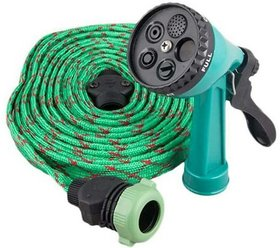 Water Spray Gun 10 Meter Car Washer Pipe