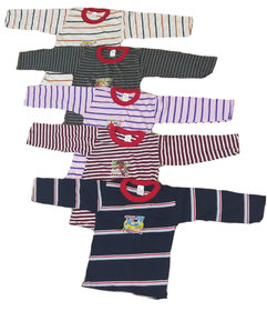 ch fashion kids full sleeve t shirt pack of 5