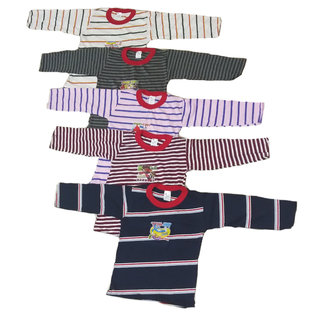 ch fashion kids full sleeve t shirt pack of 5