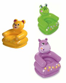 Teddy Bear Inflatable Chair For Kids