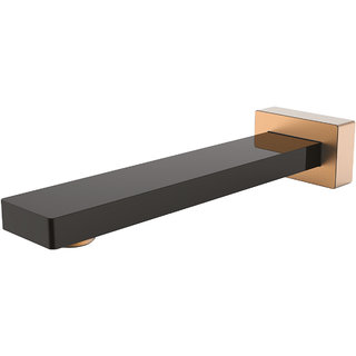 Olive Black - Bathroom Bathtub Spout with Wall Flange By Colston