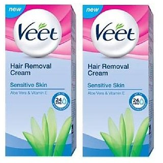 Buy Veet Hair Removal Cream 25 G Pack Of 2 Online Get 4 Off