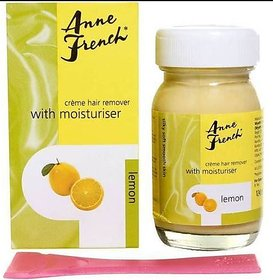 Anne French Hair removal cream 40 g ( Lemon)