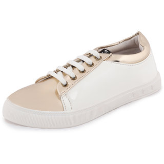 Fausto Women's Lace Up Sneakers