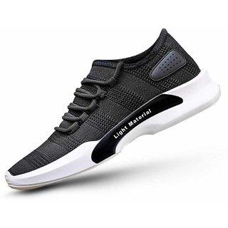 Aadi Men's Black Casual Shoe