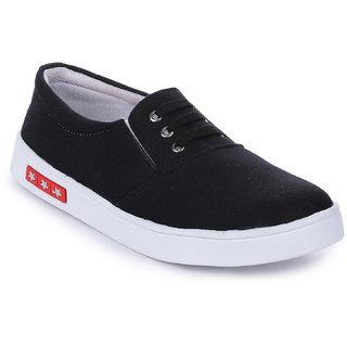 Women Black Casual Shoes