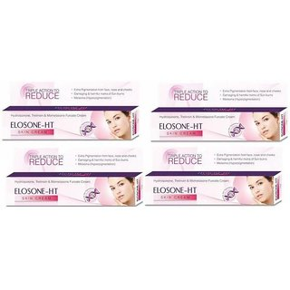 Elosone Ht skin cream 15 gm each ( pack of 4 pcs. )