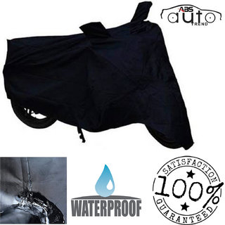 Waterproof Two Wheeler Cover For Tvs Star City Plus