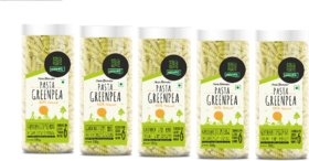 NutraHi Green Pea Gluten Free Pasta Each 200g - Pack of 5