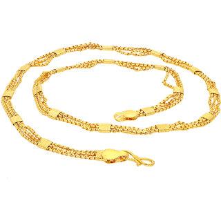 Sukkhi Spectacular Gold Plated Unisex Box chain