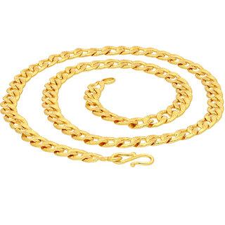 Sukkhi Ravishing Gold Plated Unisex Curb chain