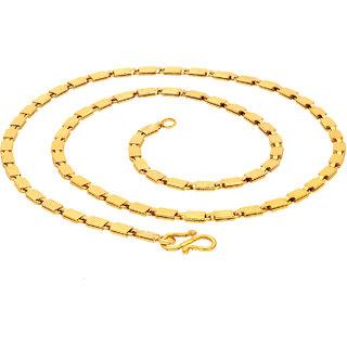 Sukkhi Amazing Gold Plated Unisex Box chain