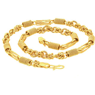 Sukkhi Spectacular Gold Plated Unisex Rope Chain