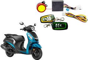 Bike  Alarm Security System Kit for Yamaha Fascino