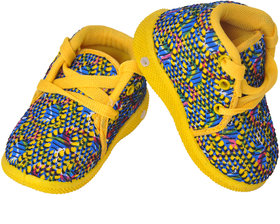 NEOBABY Booties  Yellow color Age - 3 months to 24 Months For Kids Boys