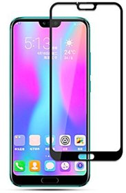 Honor 10 5D Glass Full Covrage, Fully Glue 9H Hardness Tempered Glass  High Qaulity