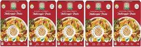 NutraHi Multiveggie Gluten Free Pasta 250g - Pack of 5
