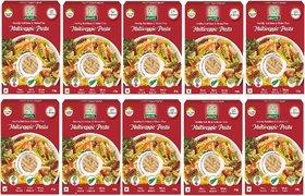 NutraHi Multiveggie Gluten Free Pasta 250g - Pack of 10