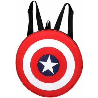 PROERA Unisex Captain America School/Picnic/Travelling Bag