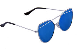 Aleybee UV protected wayfarer RS009 (Blue )