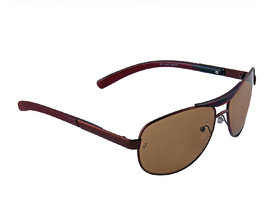 Aleybee UV protected aviator RS013 ( Brown )