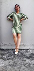 Stripe Printed Kurti
