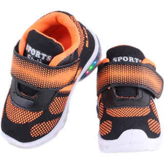 NEOBABY Sport shoes Orange color Age  1.5 Year to 4.3 year for Kids