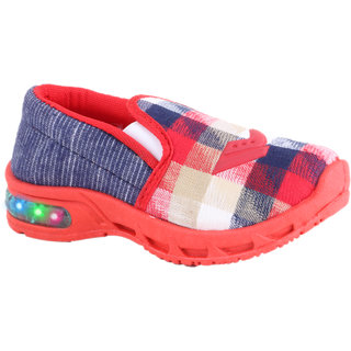NEOBABY Causal  shoes Red color Age  1.5 Year to 4.3 year for Kids