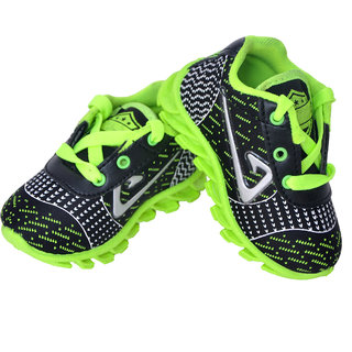 NEOBABY Sports  shoes Parrot.Green color Age  1.5 Year to 4.3 year for Kids