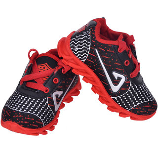 NEOBABY Sport shoes Red color Age  1.5 Year to 4.3 year for Kids