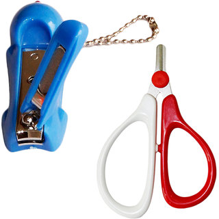 Nail Cutter Scissor Combo