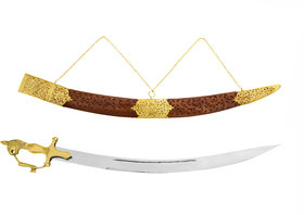 DECORATIVE KIRPAN FOR MARRIAGE PURPOSE  (SIZE - 3 FT)