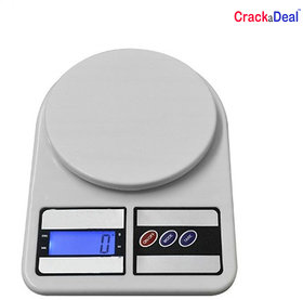 Kudos7 kg Electronic LCD Kitchen Weighing Scale Machine