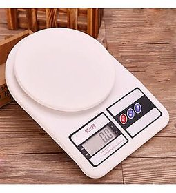 Skycandle Electronic Digital Kitchen Weighing Scale (Capacity 10 Kg)