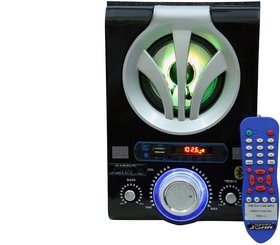 Barry John FUZION with AUX, USB, BLUETOOTH, FM  MMC 60W Bluetooth Home Audio Speaker(LED Lights)