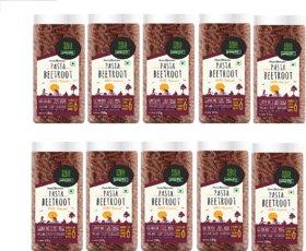 NutraHi Beetroot Gluten free Pasta Each 200g - Pack of 10