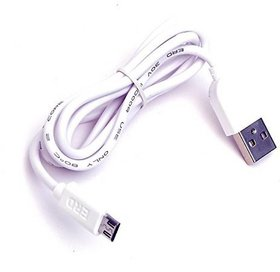 ERD  1 meter White Color Micro USB Data Cable for Smartphones Tablets