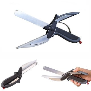 Kitchen Smart Cutter 2-in-1 Knife