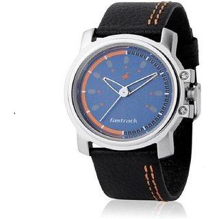 fastrack beach wq3039sl07 analog watch for men