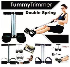love4ride Evergreen Double Spring Unisex Premium Quality Tummy Trimmer