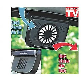 GAURAV MART Car Auto AC Vent (Air Cool Vent ) Fan Cooler Ventilation System for Parked Cars