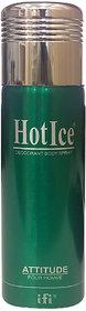 Hot Ice Attitude Pour Homme