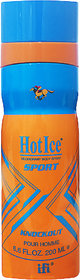 Hot Ice Knock Out Pour Homme